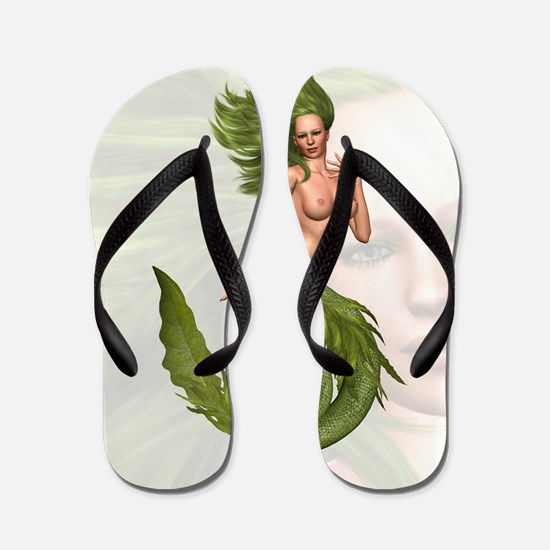sn_shower_curtain Flip Flops