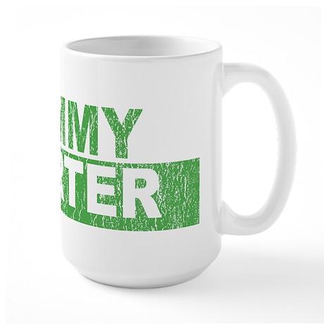 Re-Elect Jimmy Carter Large Mug