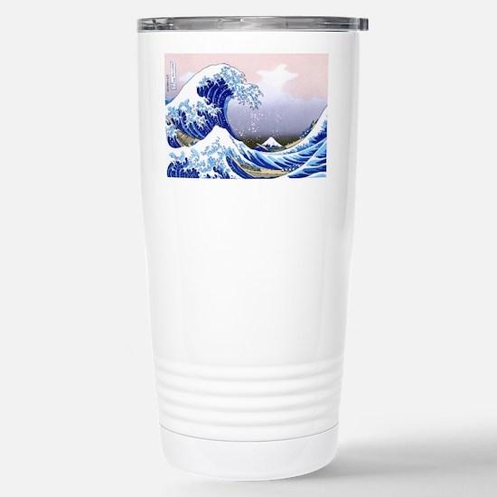 LAPTOP -Gr8 Wave-Hokusai Stainless Steel Travel Mu