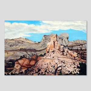 Peek-a-boo Arch at Capito Postcards (Package of 8)