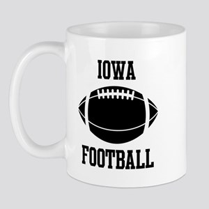 Iowa football Mug