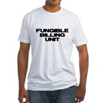 Fungible Billing Unit Fitted T-Shirt