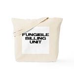 Fungible Billing Unit Tote Bag