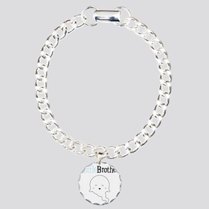 Ghost Little Brother Charm Bracelet, One Charm