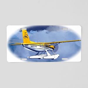 Quest Kodiak Aluminum License Plate
