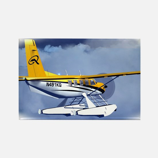Quest Kodiak Rectangle Magnet