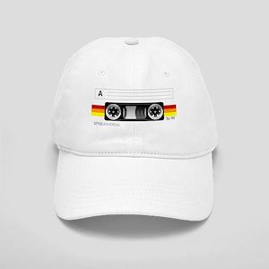 Cassette tape label 2 Cap