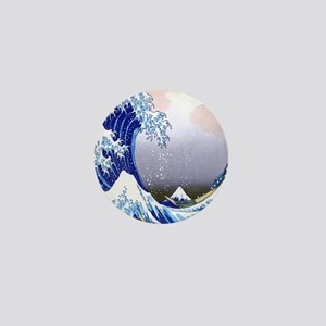 IPAD  Folio 3 -Gr8 Wave-Hokusai Mini Button