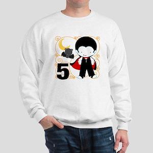 Boys Halloween 5 Sweatshirt