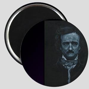 E.A. Poe Magnet