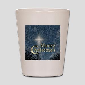 The Bethlehem Star Shot Glass
