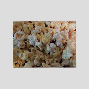 Popcorn Stadium Blanket 5'x7'Area Rug
