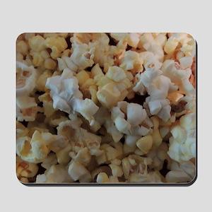 Popcorn Photograph Mousepad