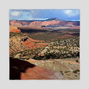 Burr Trail Canyon Queen Duvet