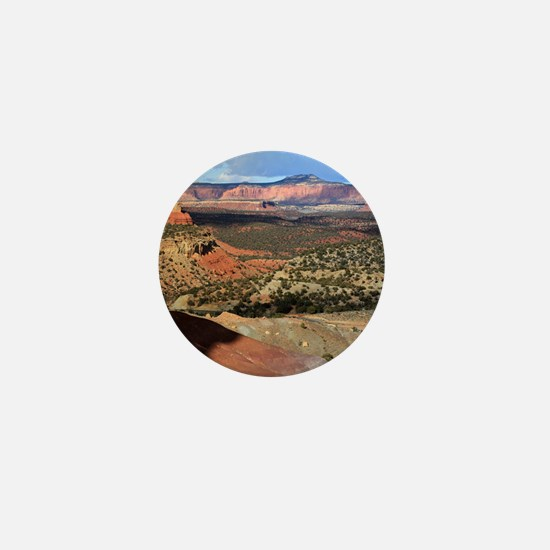 Burr Trail Canyon Mini Button