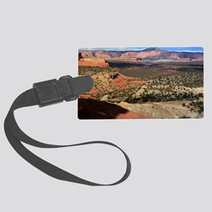 Burr Trail Canyon Large Luggage Tag