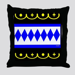 CHOCTAW INDIAN Throw Pillow