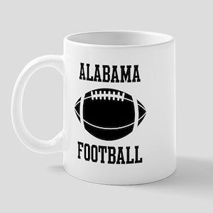 Alabama football Mug