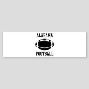 Alabama football Bumper Sticker