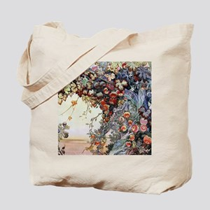 Edward Julius Detmold Fruits Of The Earth Tote Bag