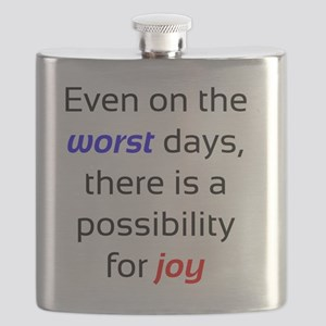 Possibility For Joy Flask