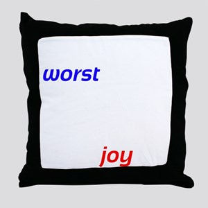 Possibility For Joy Throw Pillow