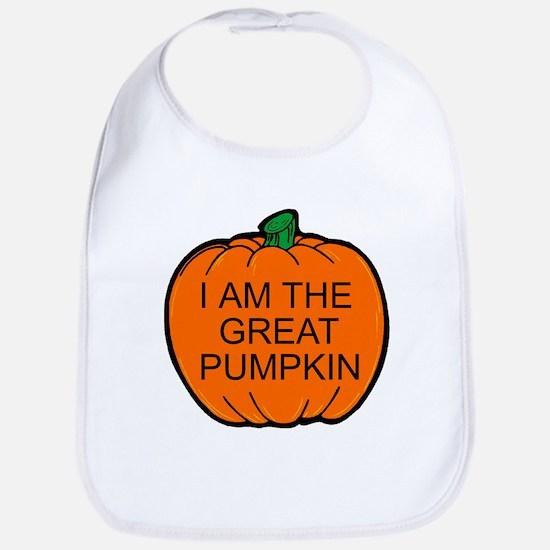 The Great Pumpkin Bib