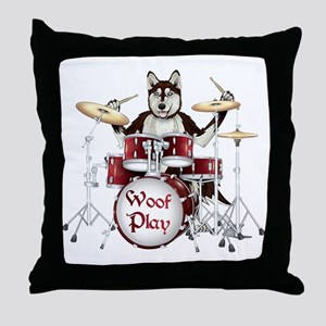 Banging Pawl Throw Pillow