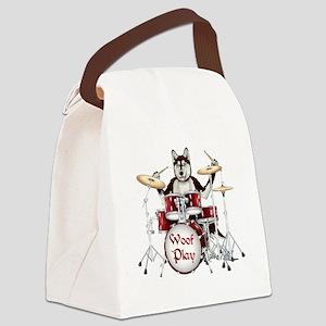 Banging Pawl Canvas Lunch Bag