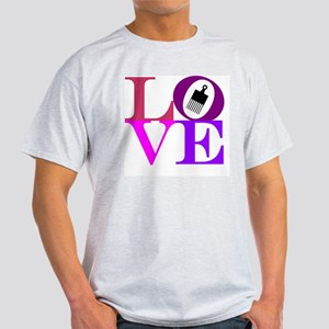 Afro Love Light T-Shirt