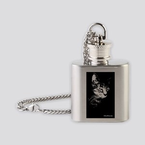 PookieiPhoneChargerCase Flask Necklace