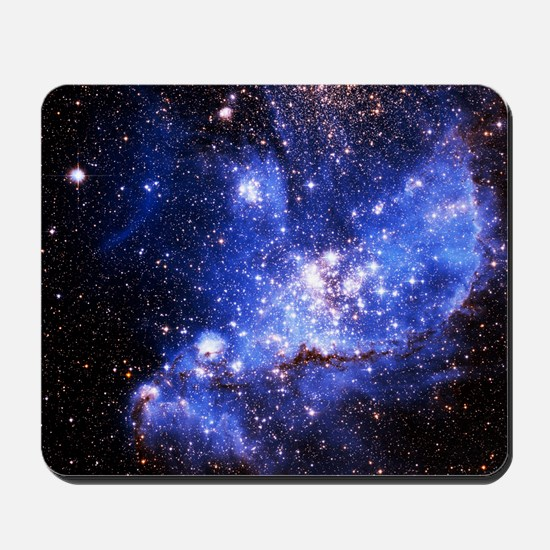 Magellanic Clouds (High Res) Mousepad