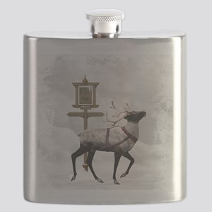 North Pole 2 Flask
