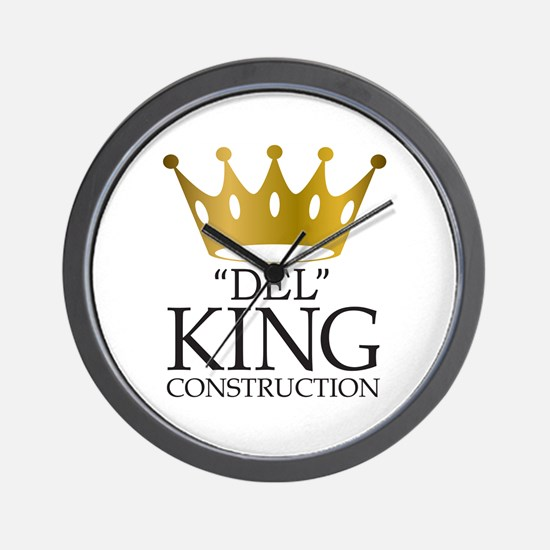 Del King Construction from Multiplicity Wall Clock