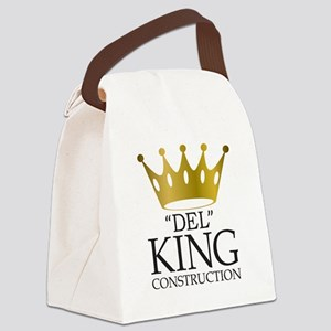 "Del King Construction from ""Multi Canvas Lunch Bag"