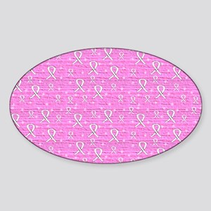 TOILETRY BAG Sticker (Oval)