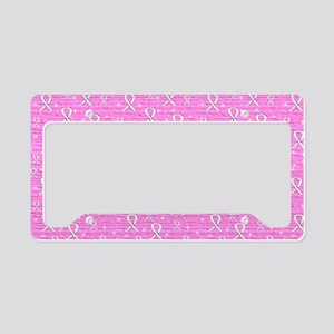 TOILETRY BAG License Plate Holder