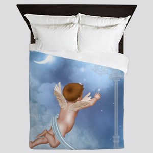 Little Angel Queen Duvet