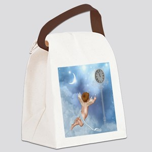 Little Angel Canvas Lunch Bag
