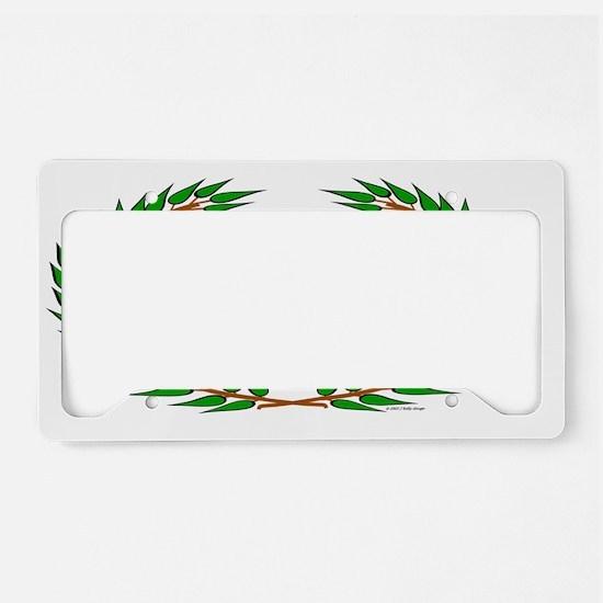 TSALAGI License Plate Holder