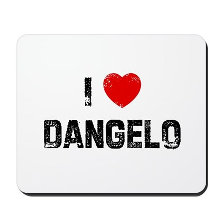 I * Dangelo Mousepad