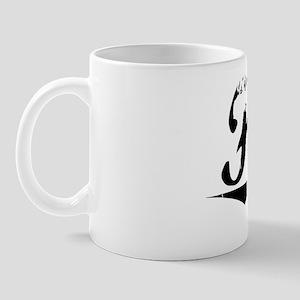 Fray, Vintage Mug