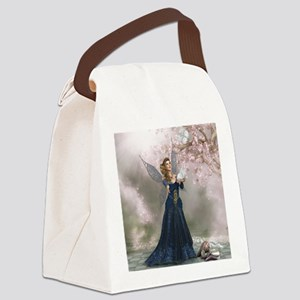 Fairy Land Canvas Lunch Bag
