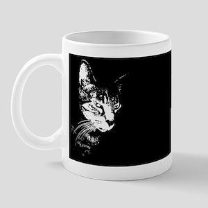 PookieEyeglassCaseTwoFur Mug