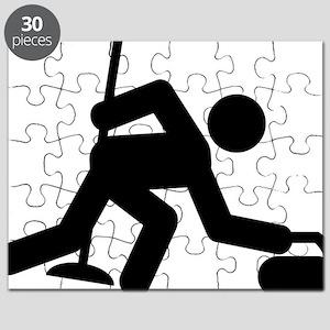 Curling-A Puzzle