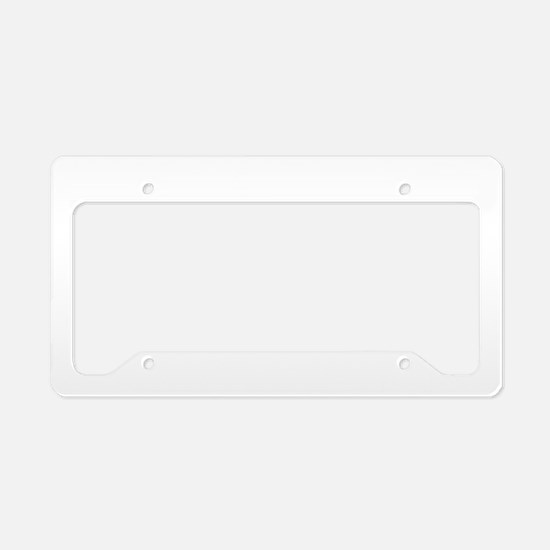 Go-Karting-B License Plate Holder