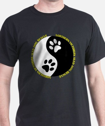 Northern Victorian Sled Dog Rescue NV T-Shirt