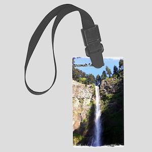 Multnomah falls, OR Large Luggage Tag