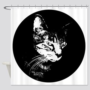 Pookie20x20TRANS Shower Curtain