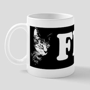 PookieBumperStickerFeh Mug